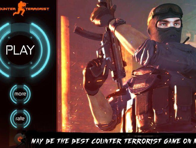 Играй Counter Terrorist-SWAT Strike На ПК 3