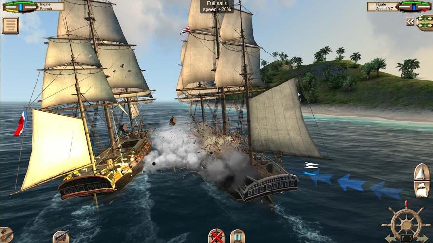 Играй The Pirate: Caribbean Hunt На ПК 6