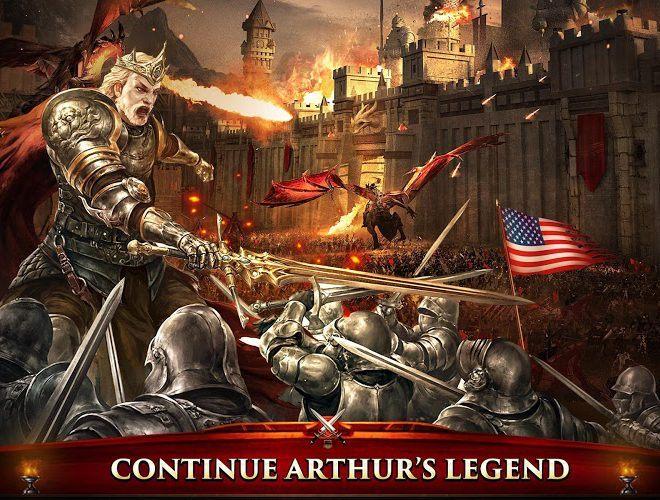 เล่น King of Avalon: Dragon Warfare on PC 4