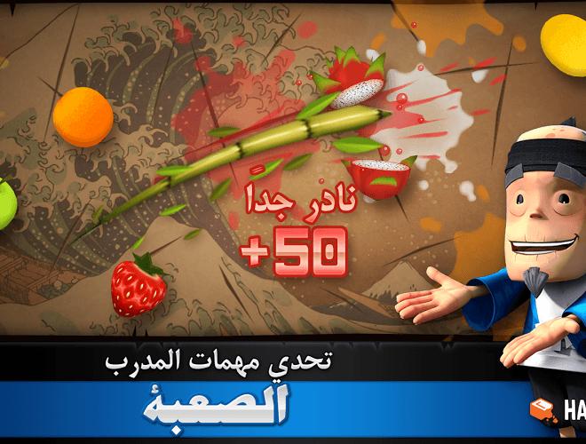 إلعب Fruit Ninja Free on pc 20