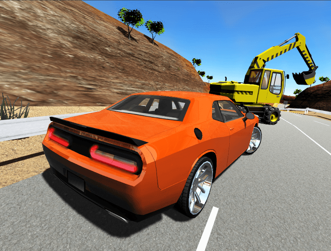 Play Muscle Car Challenger on PC 8
