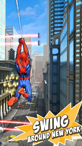 Play Spider-Man Unlimited on pc 9