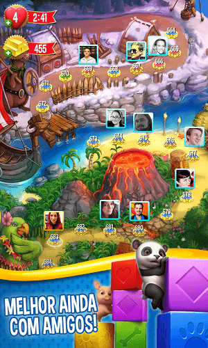 Jogue Pet Rescue Saga para PC 4