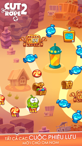 Chơi Cut The Rope 2 on PC 20