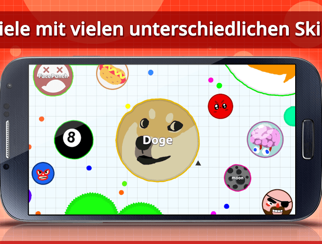Spielen Agar.io on pc 18