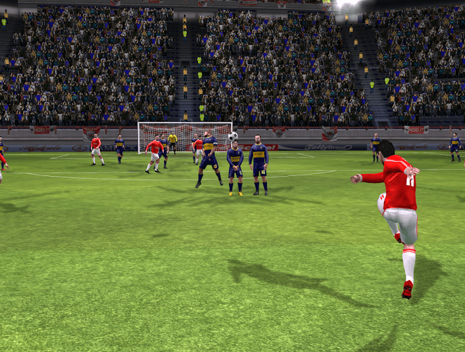 Speel Dream League Soccer on PC 4