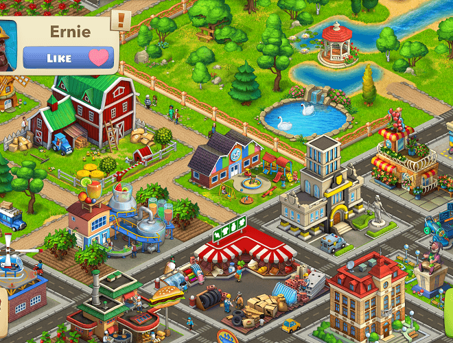 Play Township on PC 23