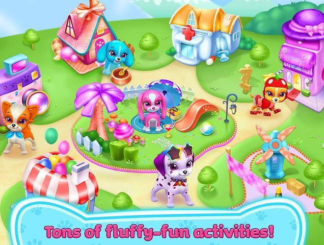 Play Puppy Love My Dream Pet on pc 12