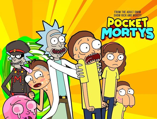 Play Pocket Mortys on PC 8