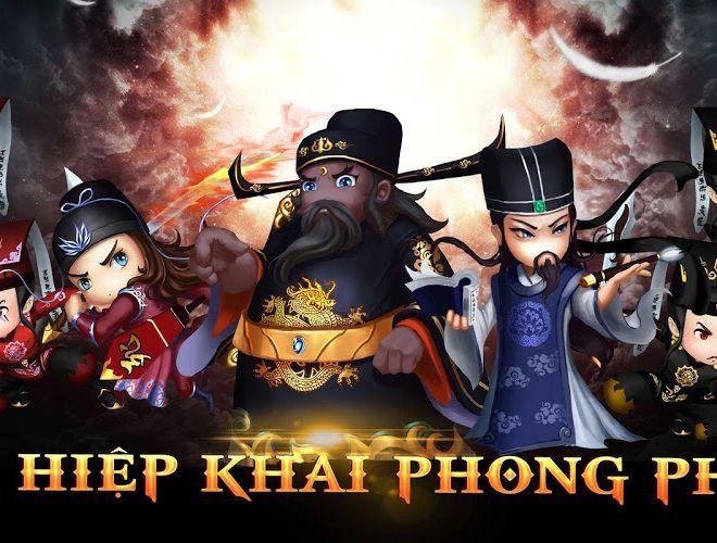 Chơi Mộng Giang Hồ on PC 22