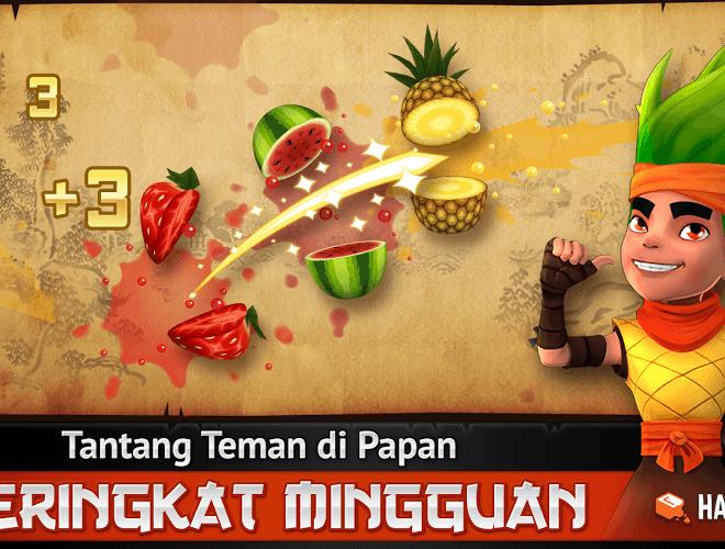 Main Fruit Ninja Free on pc 5