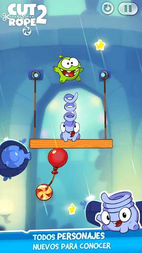 Juega Cut The Rope 2 on pc 3