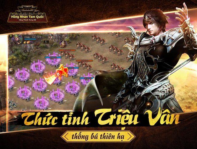 Chơi Hồng Nhan Tam Quốc on PC 9