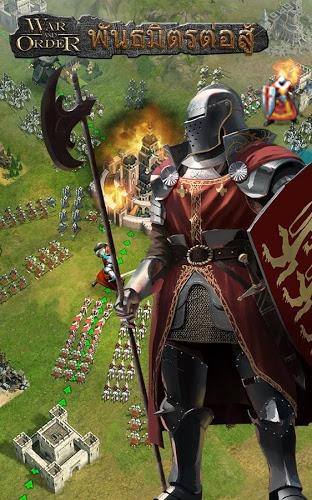 เล่น War and Order on PC 5