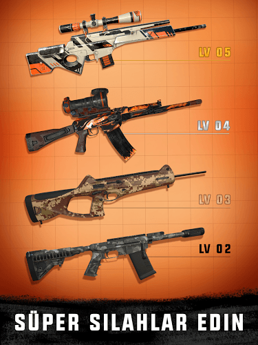 Sniper 3D Assassin İndirin ve PC'de Oynayın 4