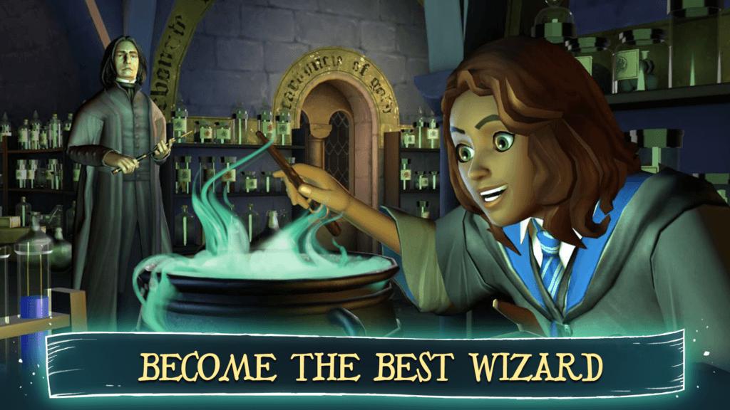 Добро пожаловать в Хогвартс! Гайд по Hogwarts Mystery для новичка