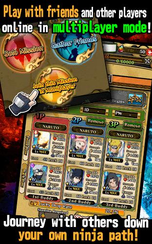 Jouez à  Ultimate Ninja Blazing sur PC 7