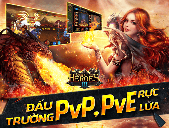 Chơi Huyền Thoại Heroes 3 on PC 15