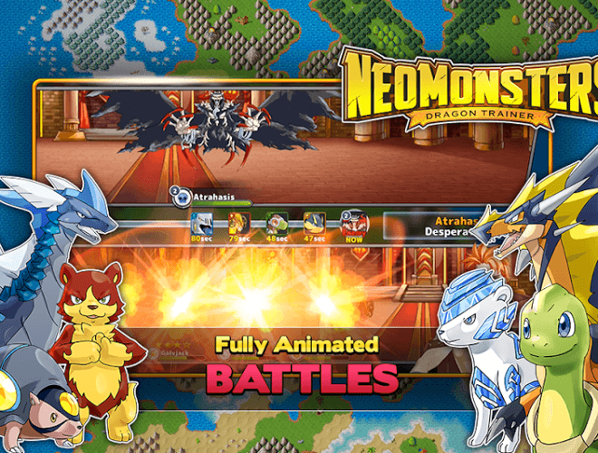 Play Neo Monsters on PC 7