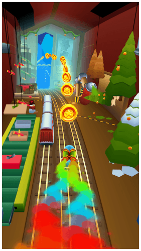 Jogue Subway Surfers para PC 16