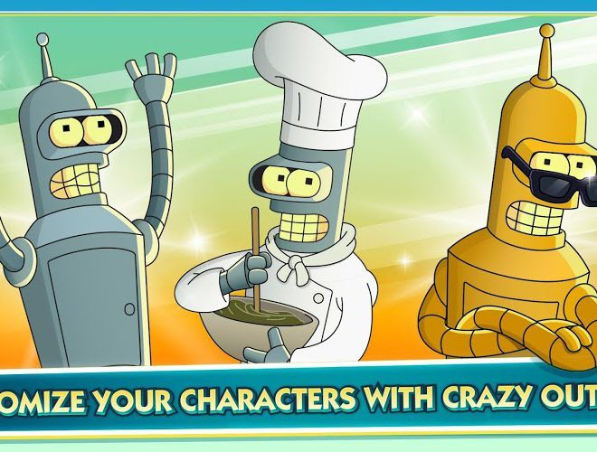 Play Futurama: Worlds of Tomorrow on PC 4