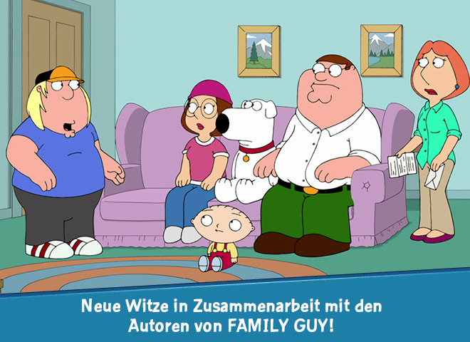 Spiele Family Guy: The Quest for Stuff auf PC 2