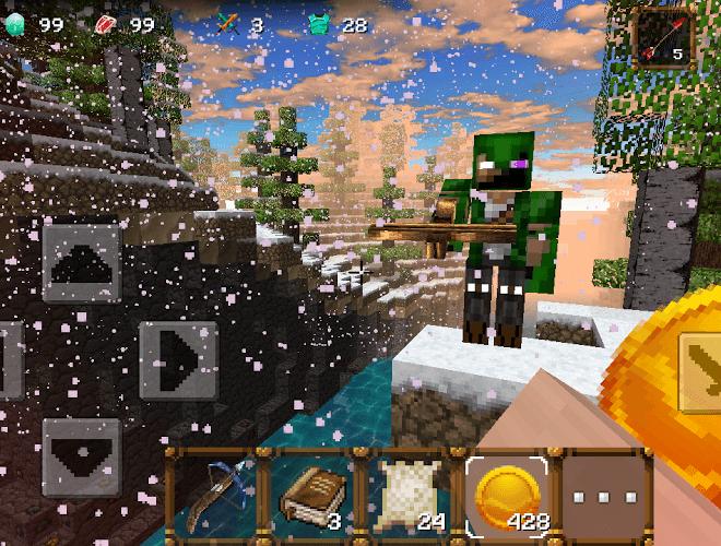 Play WinterCraft 3: Mine Build on PC 6
