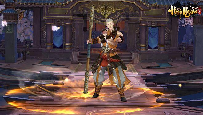 Hiệp Nghĩa Giang Hồ – Game mobile kiếm hiệp mới sắp ra mắt