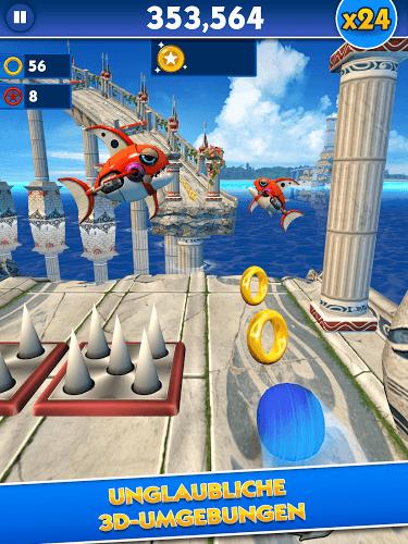 Spiele Sonic Dash auf PC 10