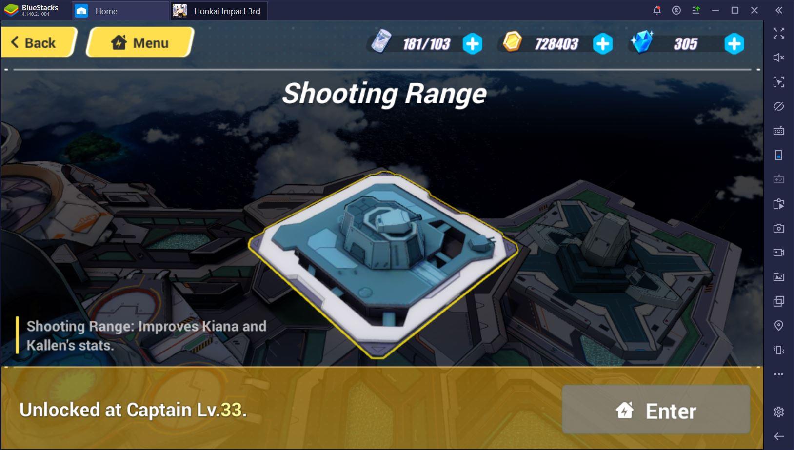 Honkai Impact 3 di PC: Cara Membuka, Menavigasi, dan Mengupgrade Base Kamu