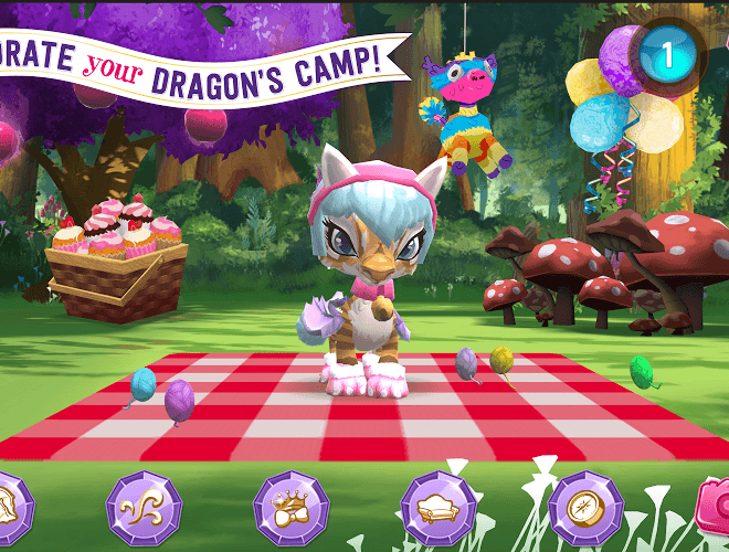 Play Ever After High™: Baby Dragons on PC 17