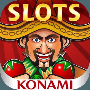 Play my KONAMI Slots on PC 1