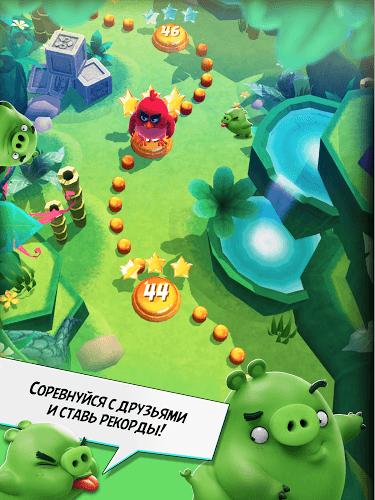 Играй Angry Birds Action На ПК 10
