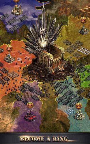 Играй Game of Kings:The Blood Throne На ПК 4