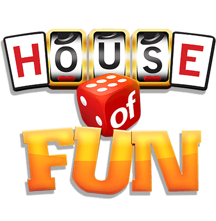Jogue House of Fun Slot Machines on pc