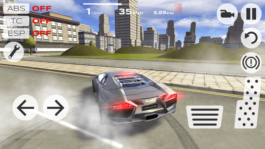 Download Extreme Car Driving Simulator On Pc With Bluestacks