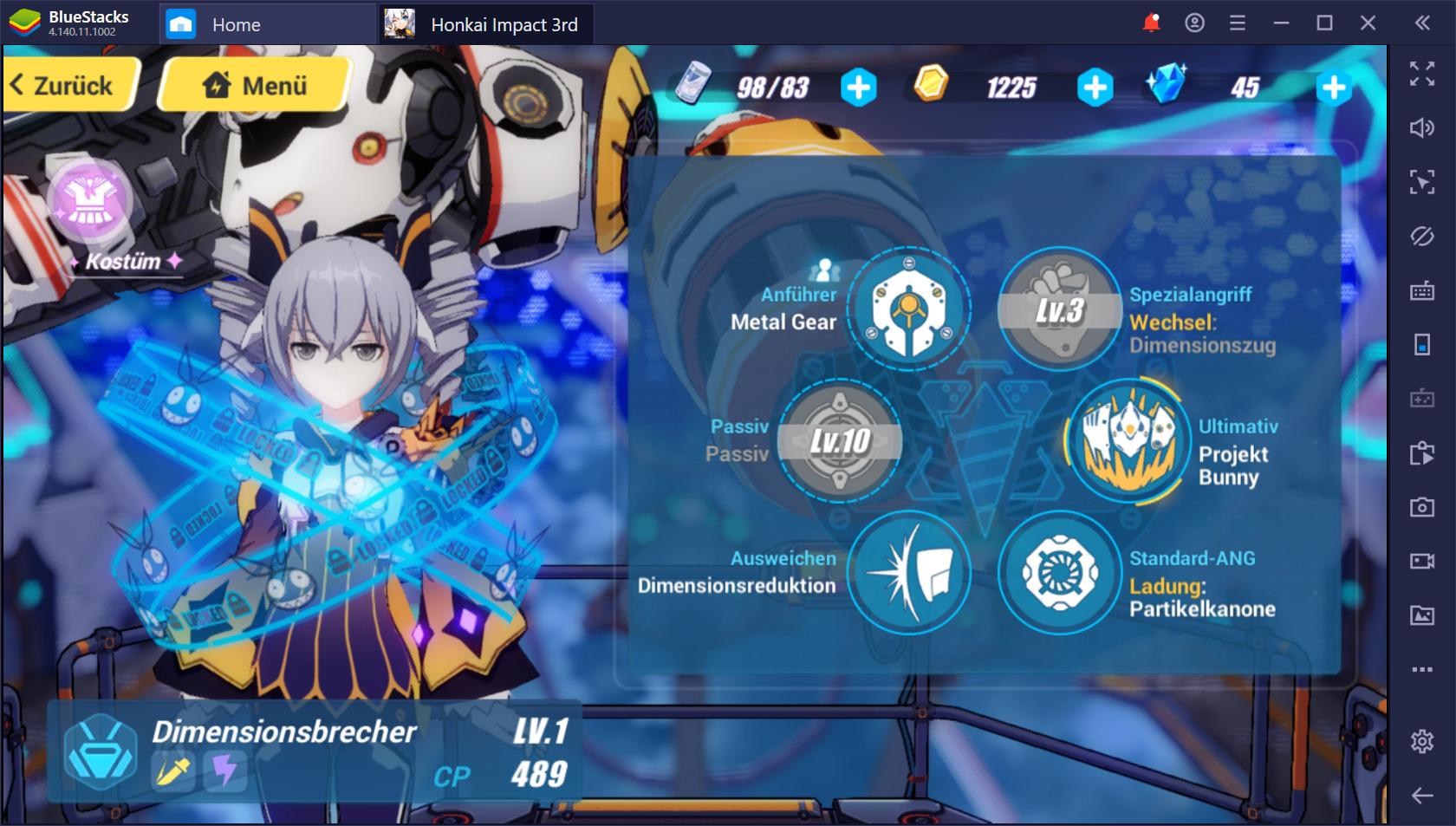 Honkai Impact 3rd auf dem PC: Die besten frühen Valkyrien für F2P-Spieler