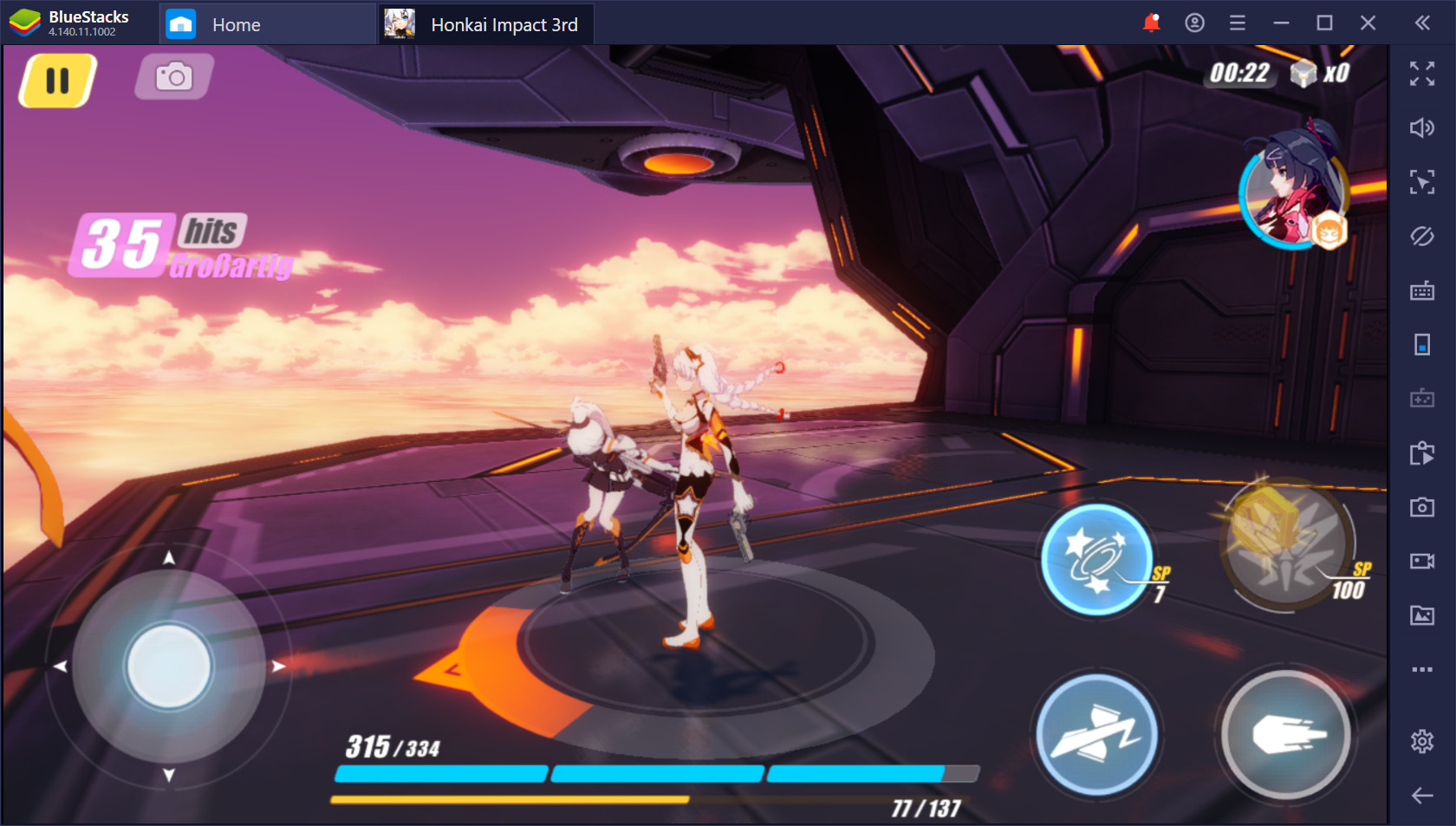 Kampftaktiken für Honkai Impact 3rd