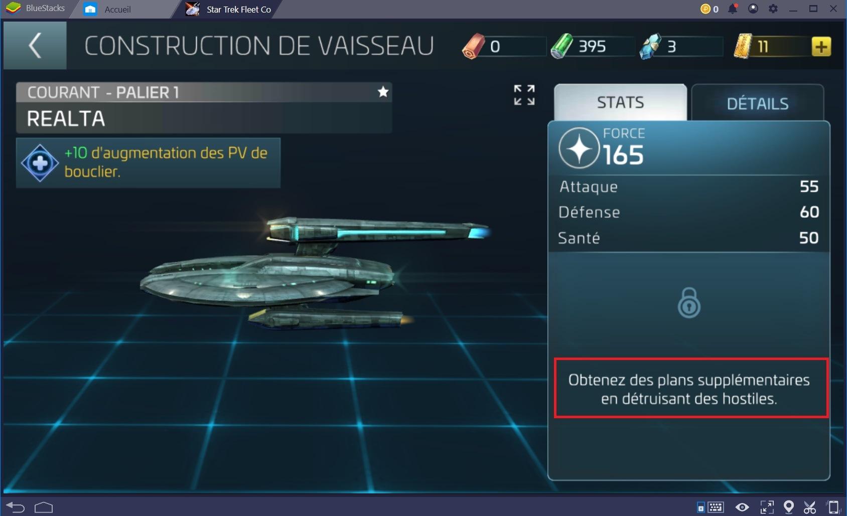 Star Trek Fleet Command : Obtenir le vaisseau parfait pour régner sur la Galaxie