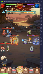 如何使用BlueStacks在電腦上玩放置養成RPG《爆笑武道會:崩壞》
