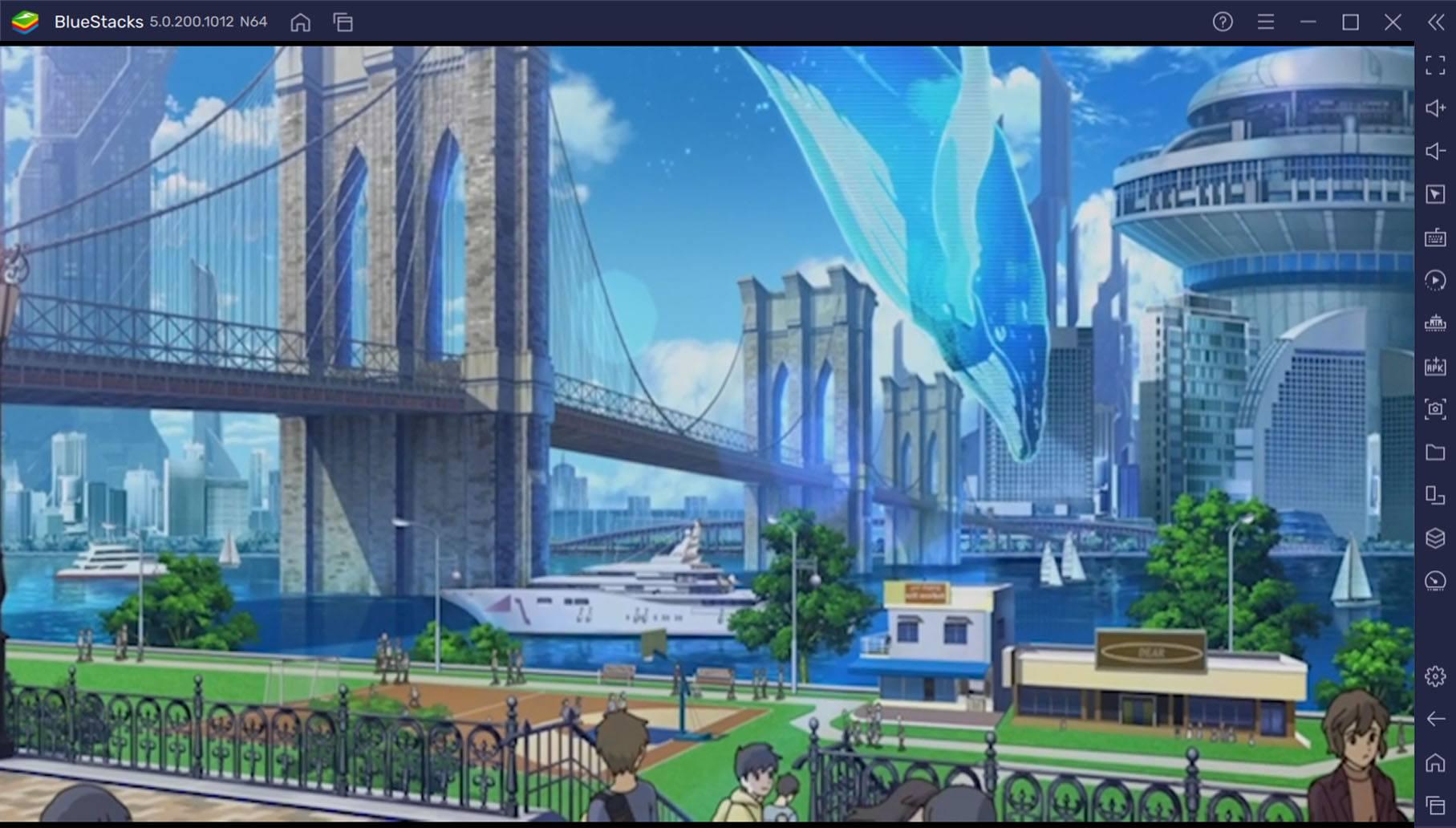 如何用BlueStacks在PC上玩手機遊戲《二之國:交錯世界》
