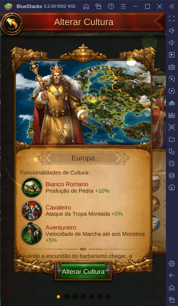Seja um Imperador – Como jogar Ébano: O Regresso do Rei no PC com o BlueStacks