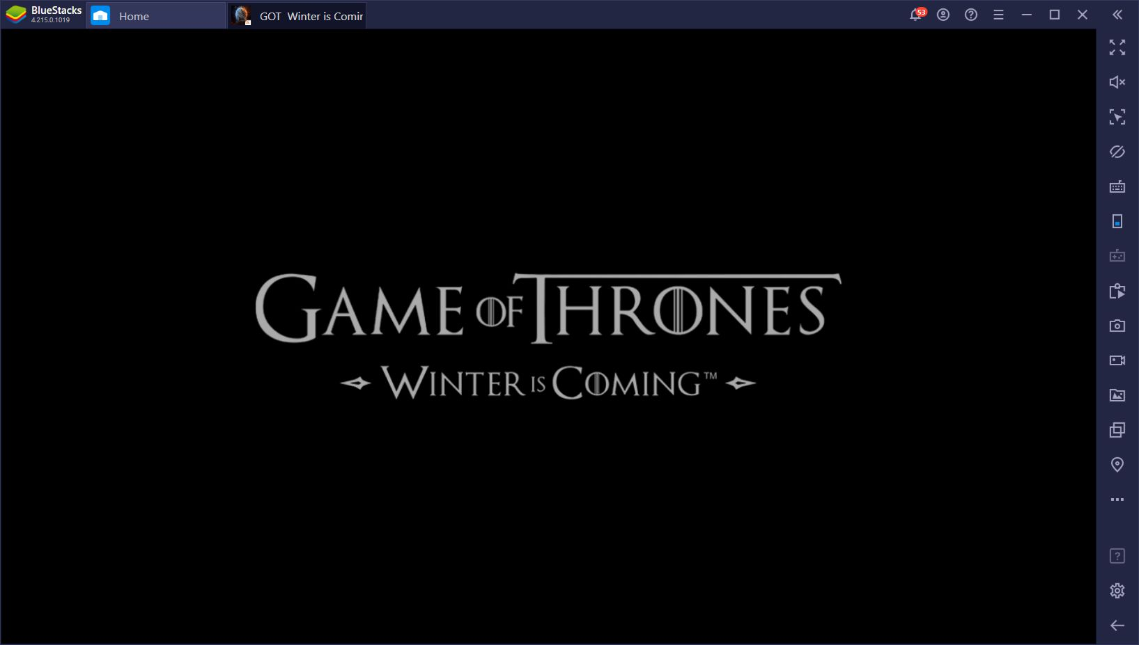 Cara Bermain GOT: Winter is Coming M di PC