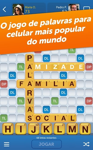 Jogue New Words with Friends para PC 16