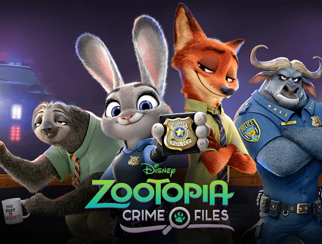Play Zootopia Crime Files on PC 14