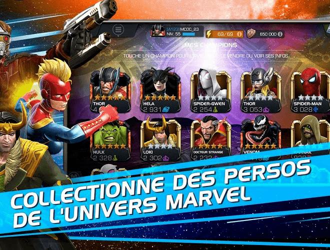 Jouez à  Marvel Contest of Champions sur PC 11