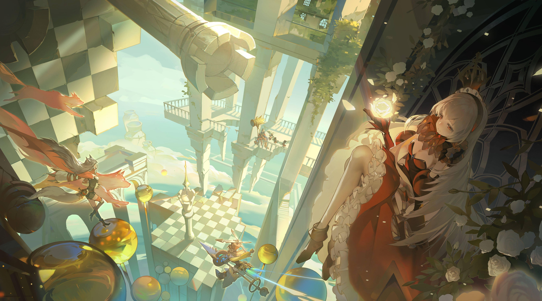 《幻書啟世錄》代理發佈,用BlueStacks體驗電腦版高清遊戲!