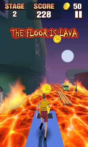 Play The Floor Is Lava on PC 4