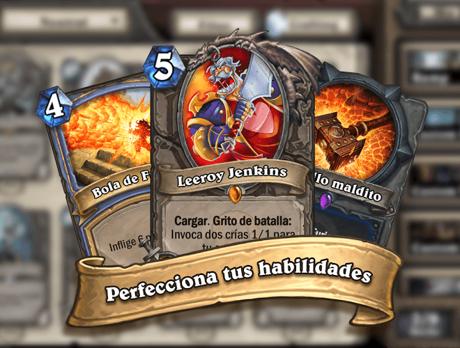 Juega Hearthstone app on pc 4