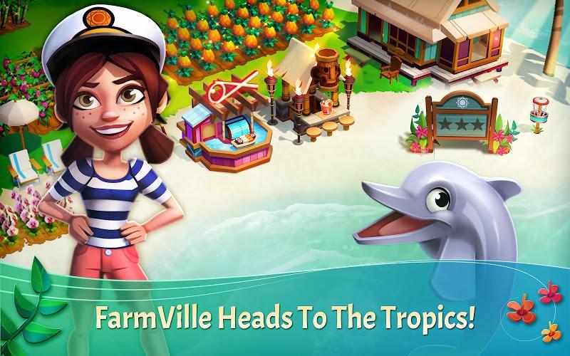 Farmvile: Tropic Escape İndirin ve PC'de Oynayın 9